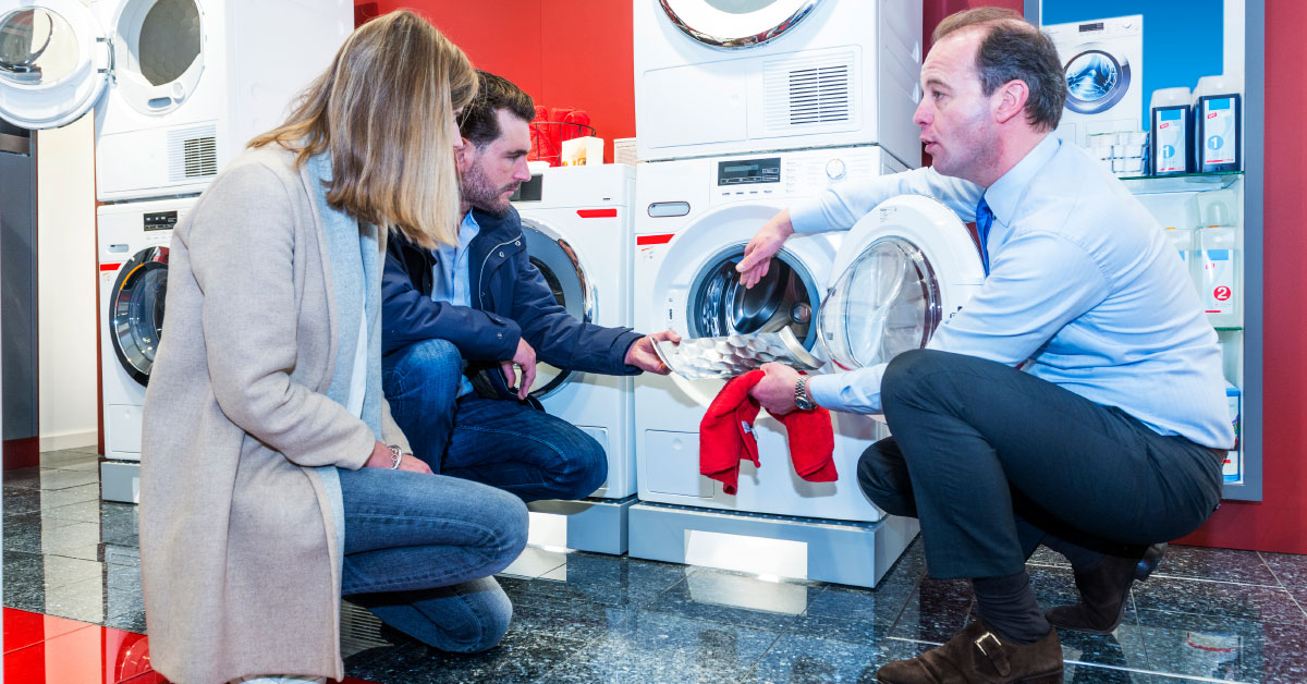 How to find the right washing machine - buying guide
